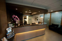 Luxury Dental Care Office
